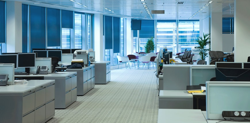commercial cleaning services in Colorado Springs CO